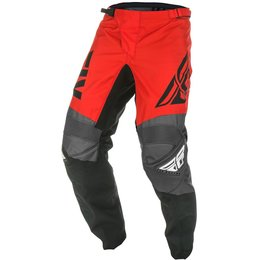 Fly Racing Youth Boys F-16 F16 Pants Red