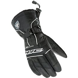 HJC Womens Storm Waterproof Snowmobile Gloves Black