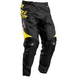 Thor Mens Fuse Air Dazz Mesh Pants Black