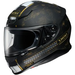 Yellow Shoei Rf-1200 Rf1200 Terminus Full Face Helmet
