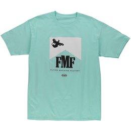 FMF Mens Stogee T-Shirt Blue