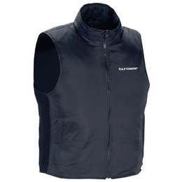 Black Tour Master Synergy 2.0 Heated Collar Vest Line