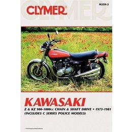 Clymer Repair Manual For Kawasaki Z KZ-900/1000 73-81