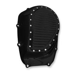 Covingtons Dimpled Cam Cover Harley-Davidson Milwaukee 8 Black C1398-B Black