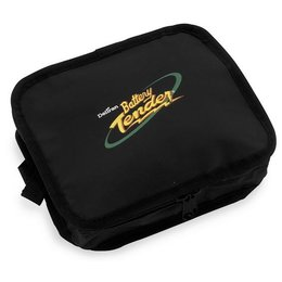 N/a Deltran Battery Tender Black Zipper Pouch