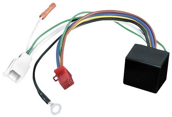 75896 na kuryakyn trailer wiring harness 5 to 4 wire converter for harley honda goldwing_1000_1000 $36 99 kuryakyn trailer wiring harness 5 to 4 wire 166063 trailer wiring converter at readyjetset.co