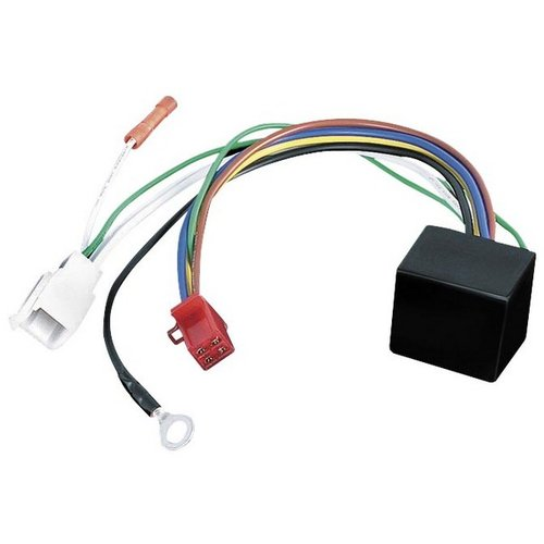 Kuryakyn Trailer Wiring Harness 5 To 4 Wire Converter For Harley Honda on
