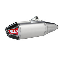 Yoshimura Signature RS-4 Slip-On Exhaust For Yamaha YZF450F 2014-2016 234812D321 Unpainted