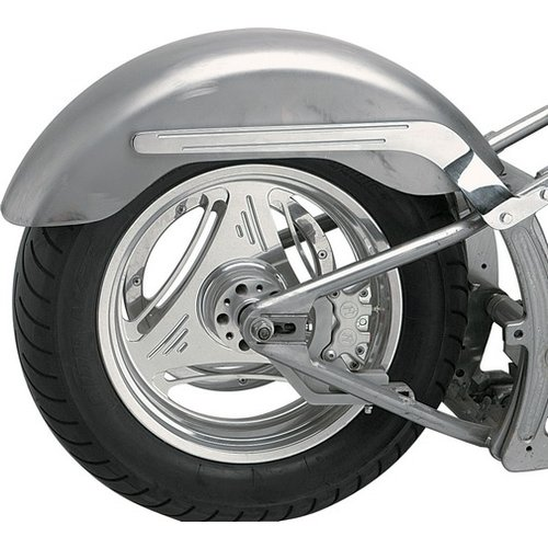 RWD Custom Rear Fender Gambler 9 Wide For Harley Davidson