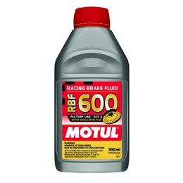 Motul RBF Factory Line Racing Full Synthetic Brake Fluid 500 ML