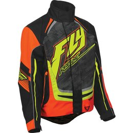 Fly Racing Mens SNX Pro Snowmobile Jacket Orange