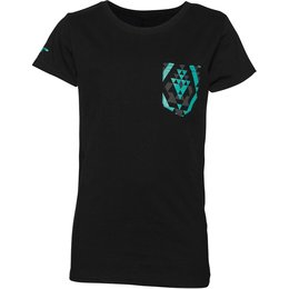 Thor Youth Girls Facet T-Shirt Black