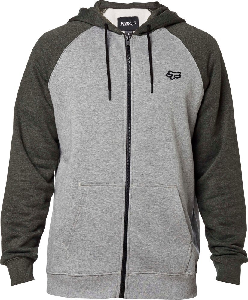 Fox racing zip hoodies