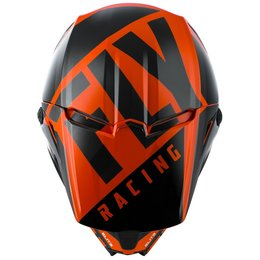 Fly Racing Elite Vigilant Helmet Orange