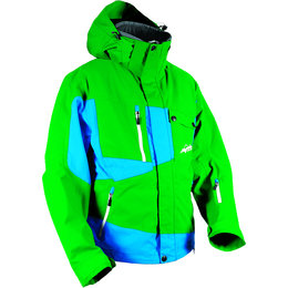 Green, Blue Hmk Mens Peak 2 Waterproof Snow Jacket 2013 Green Blue