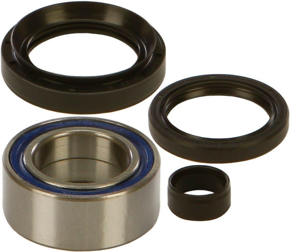 Both Front Wheel Bearing Seal Kits for Honda Rancher 350 4x4 /& Rancher 400 4x4