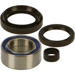 All Balls Wheel Bearing And Seal Kit Front 25-1513 For Honda Unpainted