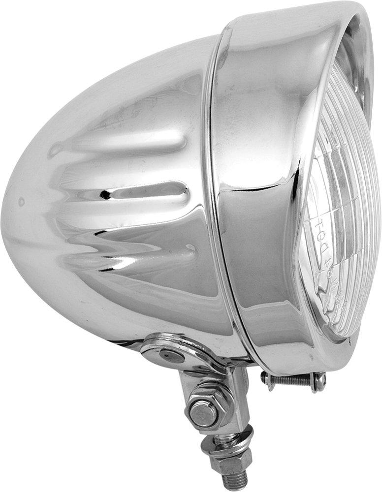 HardDrive 20-6029 4.5 Headlight Bottom Mount Grooved Shell