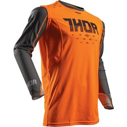 Thor Mens Prime Fit Rohl Jersey Orange