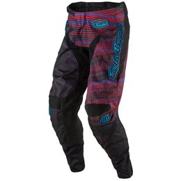 Troy Lee Designs Mens GP Electro Lightweight MX Motocross Riding Pants Black
