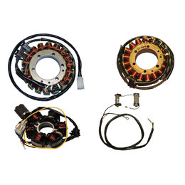 Ricks Motorsport Stator For Yamaha Kodiak 400 2x4 2000-2001 4x4 2000-2006
