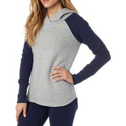 Fox Racing Womens Trot Pullover Hoody Grey