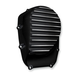 Covingtons Finned Cam Cover Harley-Davidson Milwaukee 8 Black C1399-B Black