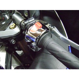 Chrome Cycle Pirates Switch Housing Right For Suzuki Bandit Gsx-r