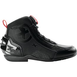 Spidi Sport Mens XPD X-Zero XZero Riding Shoes Black