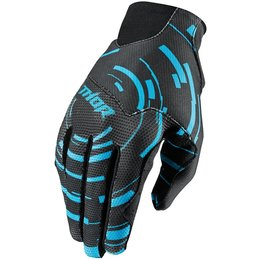 Thor Mens Void Plus Circulus Gloves Blue