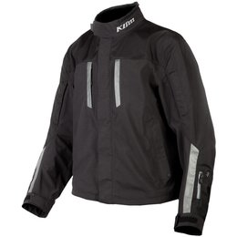 Klim Mens Blade Gore-Tex Reflective Textile Riding Jacket Black