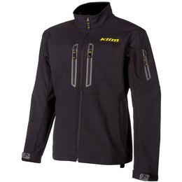 Klim Mens Inversion Gore Windstopper Textile Snowmobile Jacket Black