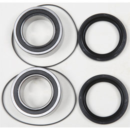 Pivot Works ATV Rear Wheel Bearing Kit For Yamaha PWRWK-Y79-000 Unpainted
