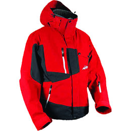 Red Hmk Mens Peak 2 Waterproof Snow Jacket 2013