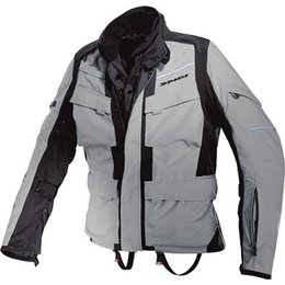 Spidi Sport Venture H2Out Textile Jacket Grey Grey
