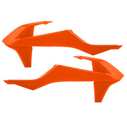 Acerbis Radiator Shroud For KTM 16 KTM Orange 2421085226