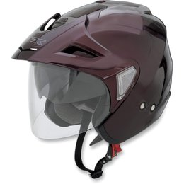 Wine Afx Mens Fx-50 Fx50 Open Face Helmet