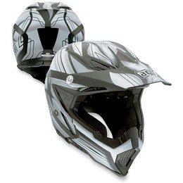 Black, Gunmetal Agv Ax-8 Evo Flagstars Helmet Black Gunmetal