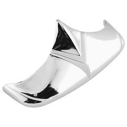 Chrome Bikers Choice Reproduction Front Fender Tip For Harley Fl 59-66