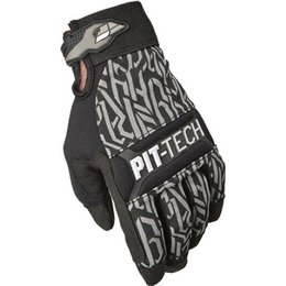Black Fly Racing Pit Tech Pro Gloves
