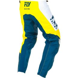 Fly Racing Youth Boys F-16 F16 Pants Yellow