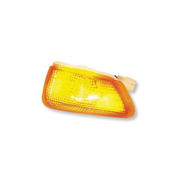 K&S Turn Signal Front Left Amber For Kawasaki ZX-6 90-93