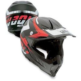 Black Agv Ax-8 Evo Klassik Helmet