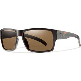 Smith Optics Outlier Polarized ChromaPop Sunglasses Brown