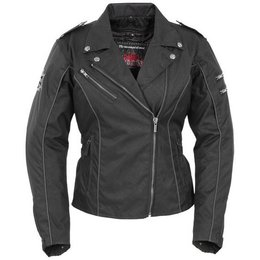 Black Pokerun Womens Mirage 2.0 Jacket