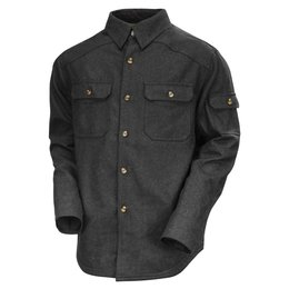 RSD Mens Bandito Wool Blend Riding Shirt Black