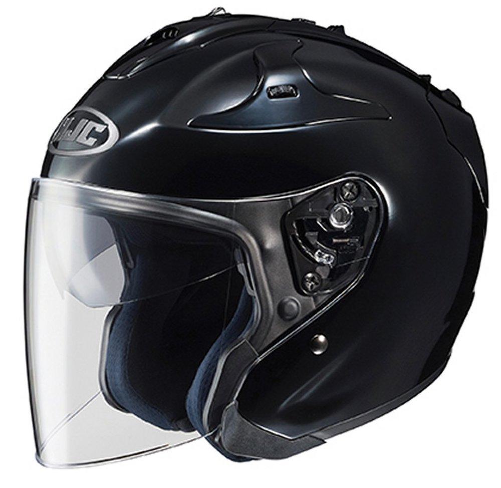 hjc fg jet open face helmet 2013 142616. Black Bedroom Furniture Sets. Home Design Ideas