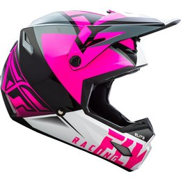 Fly Racing Elite Vigilant Helmet Pink