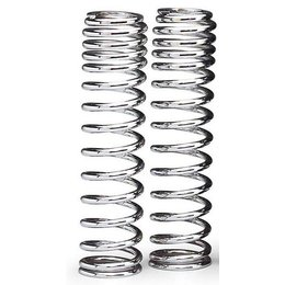 "Progressive Shock Springs 14"" Series Chrome For Kawasaki Suzuki Yamaha 73-82 88 Metallic"
