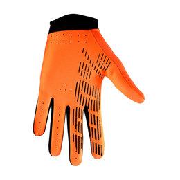 100% Youth Boys I-Track Cal-Trans MX Motocross Riding Gloves Orange